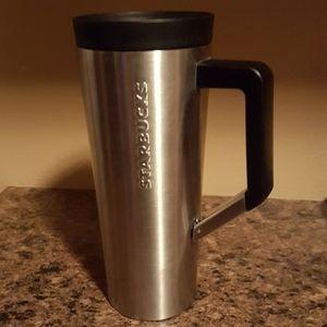 Starbucks stainless steel travel mug